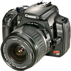 Canon EOS Rebel XT