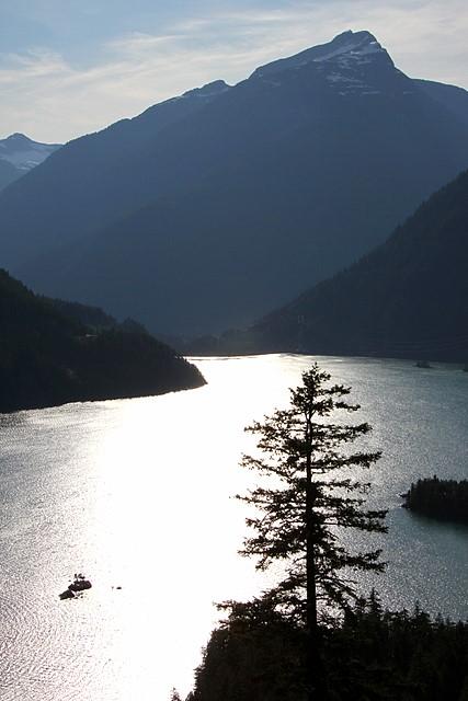 Diablo Lake, North Cascades National Park