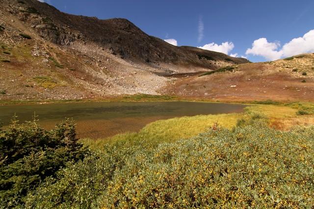 Loveland Pass Lake
