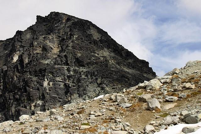Decker Loop Trail<br>Blackcomb Mountain<br>Whistler-Blackcomb Ski Resort<br>British Columbia<p>Camera: Canon EOS Rebel T1i<br>Canon 55-250 IS lens