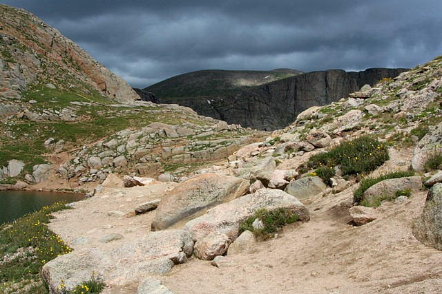 Summit Lake Basin, Mt. Evans