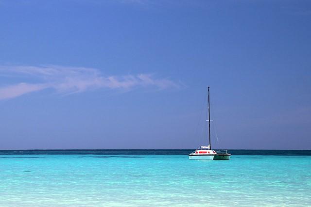 Negril Beach<p>Negril, Jamaica<p>Camera: Canon EOS Rebel T1i<br>Tamron 17-50mm f/2.8 lens
