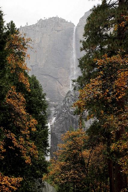 Yosemite Falls<br>Yosemite National Park, California<p>Camera: Canon EOS Rebel T1i<br>Tamron 17-50mm f/2.8 lens